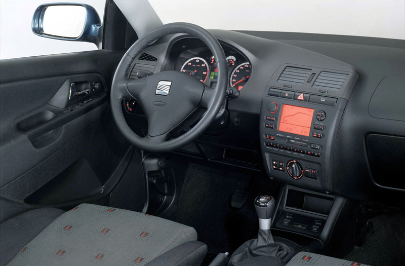 W superbly SEAT Ibiza 1.4 2001 Technical specifications | Interior and FR37