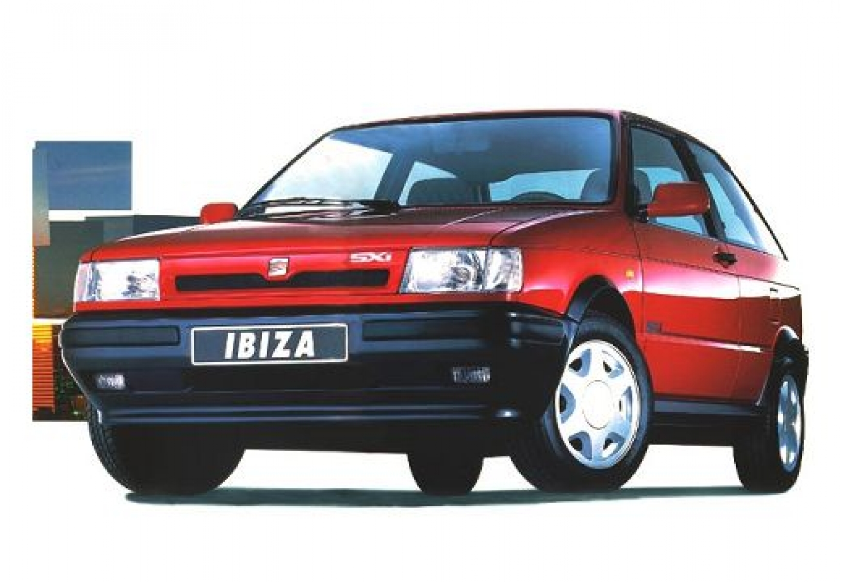 seat ibiza 1 5 1985 technical specifications interior and exterior photo. Black Bedroom Furniture Sets. Home Design Ideas