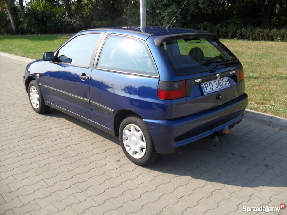 seat ibiza 1 5 1998 technical specifications interior and exterior photo. Black Bedroom Furniture Sets. Home Design Ideas
