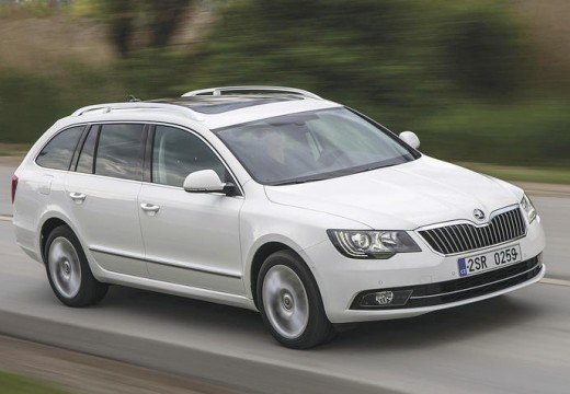 Skoda Superb 1.4 2013 photo - 3