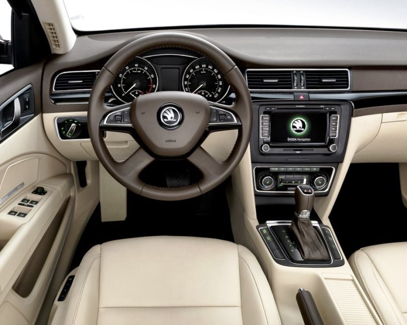 Skoda Superb 1.4 2014 photo - 10