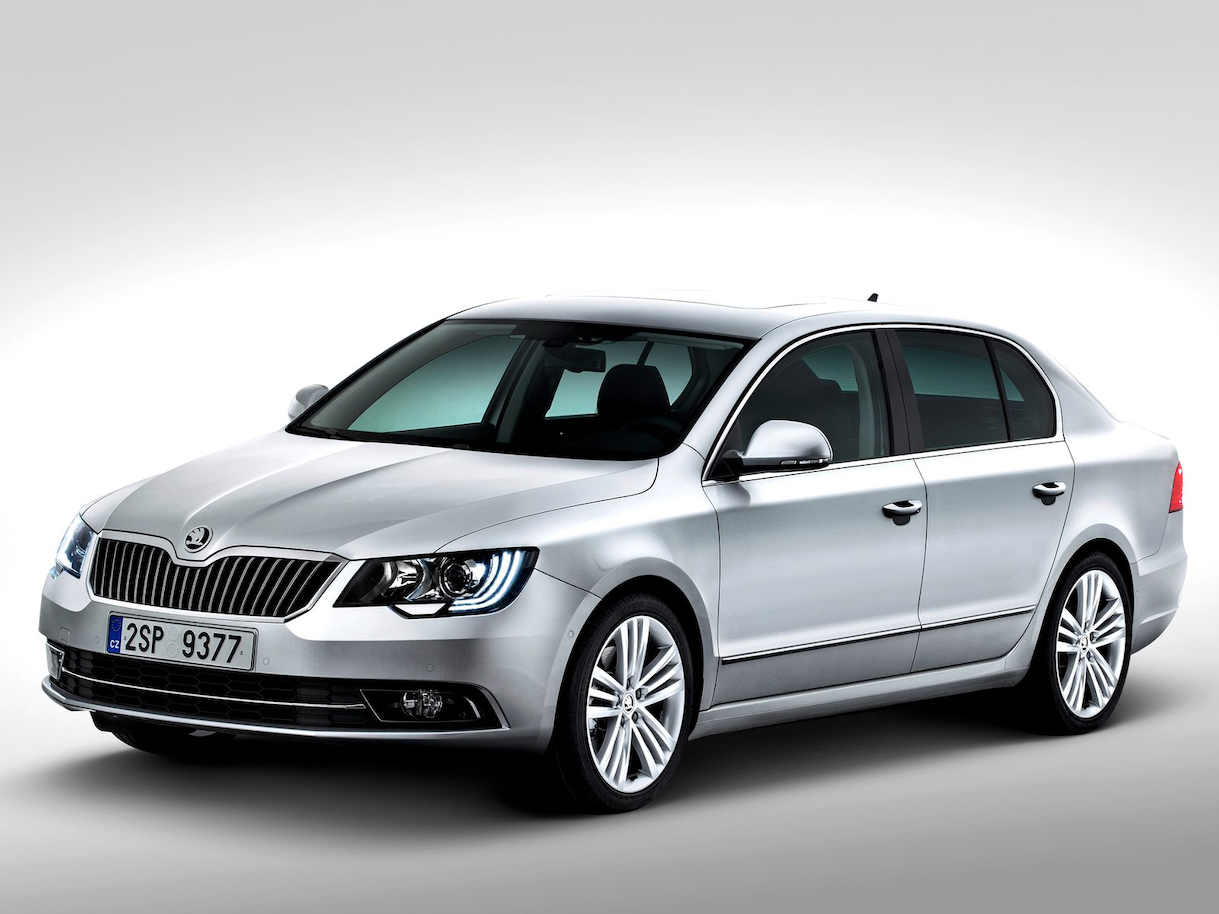 Skoda Superb 1.4 2014 photo - 11