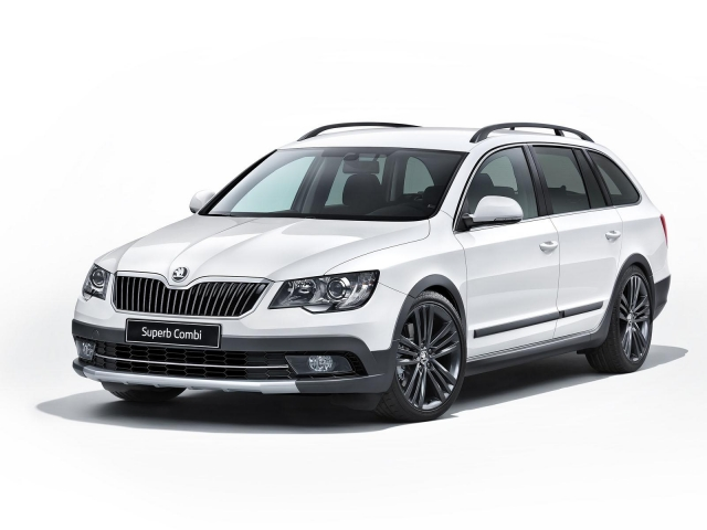 Skoda Superb 1.4 2014 photo - 3