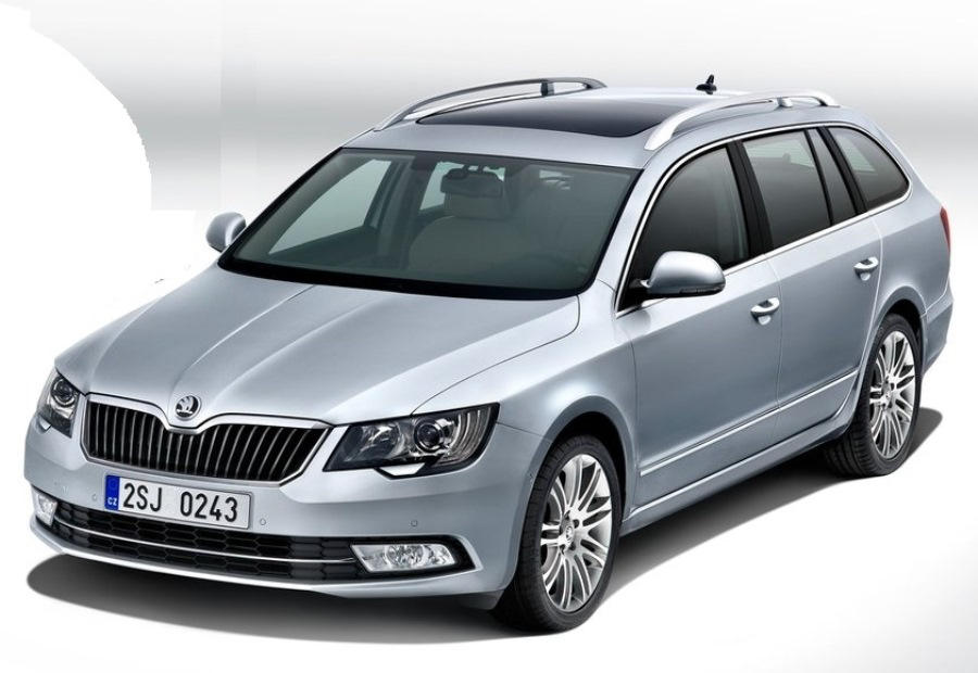 Skoda Superb 1.4 2014 photo - 6