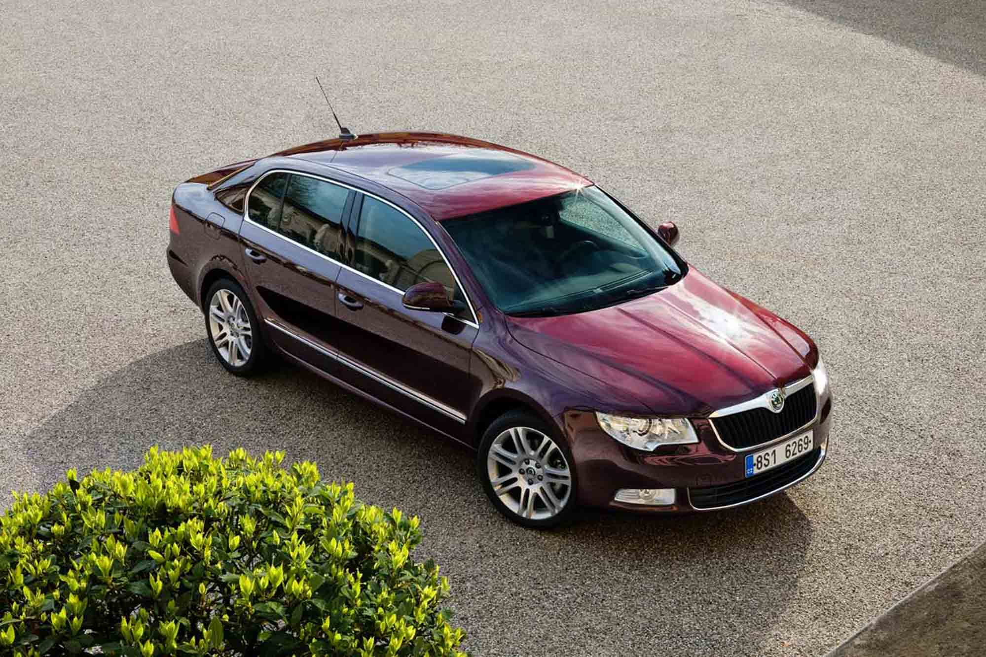 Skoda Superb 1.6 2008 photo - 10