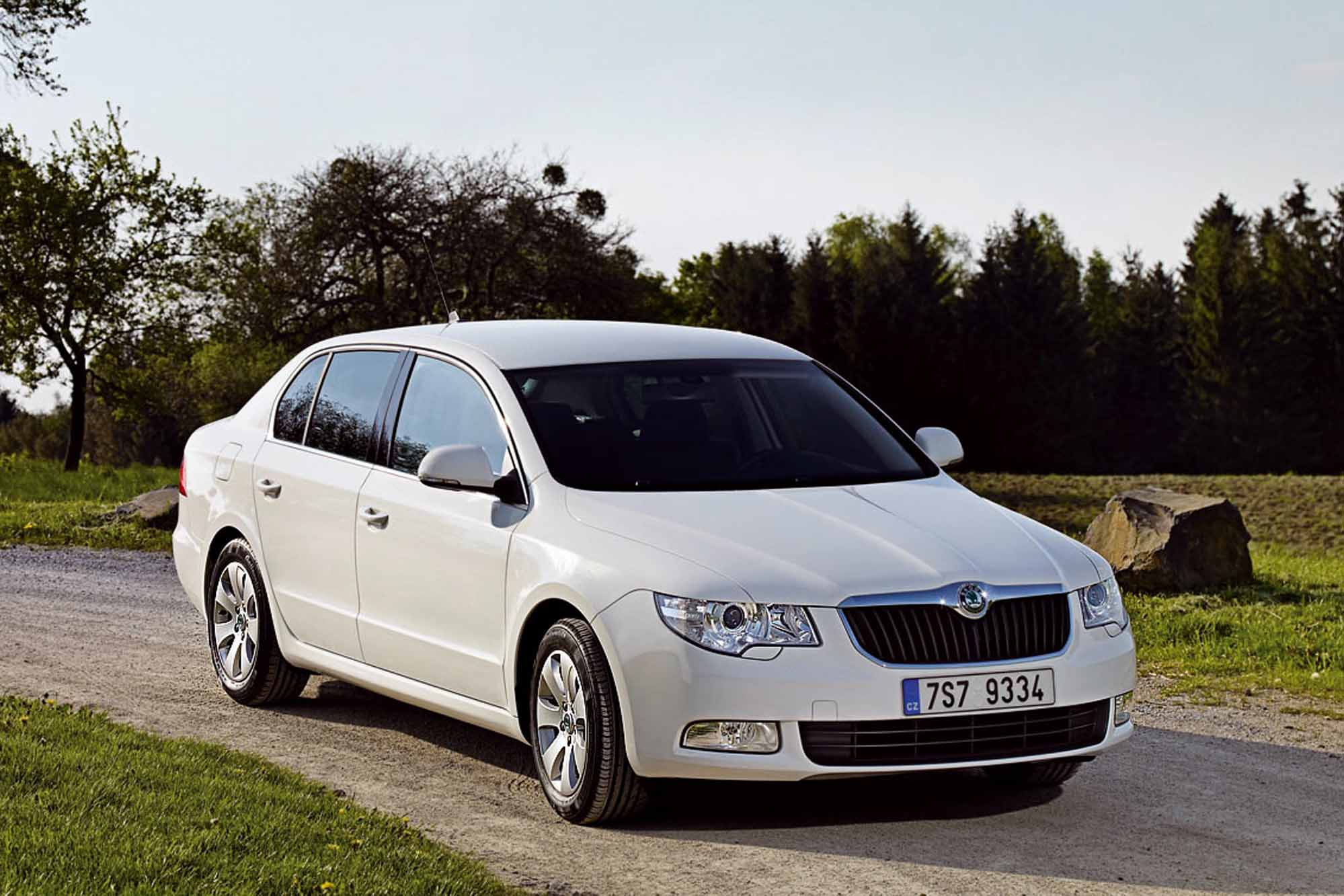 Skoda Superb 1.6 2008 photo - 12