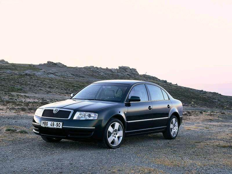 Skoda Superb 1.6 2008 photo - 4