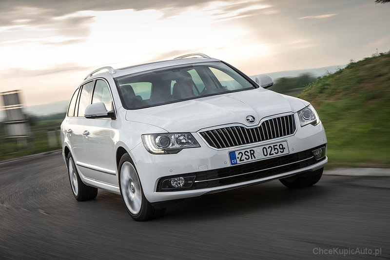 Skoda Superb 1.6 2013 photo - 10