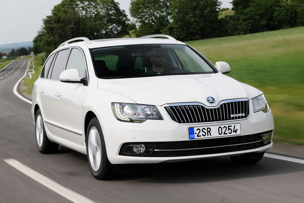 Skoda Superb 1.6 2013 photo - 7
