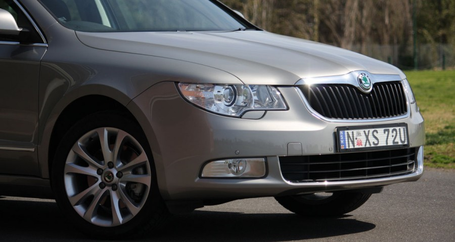 Skoda Superb 1.8 2009 photo - 5