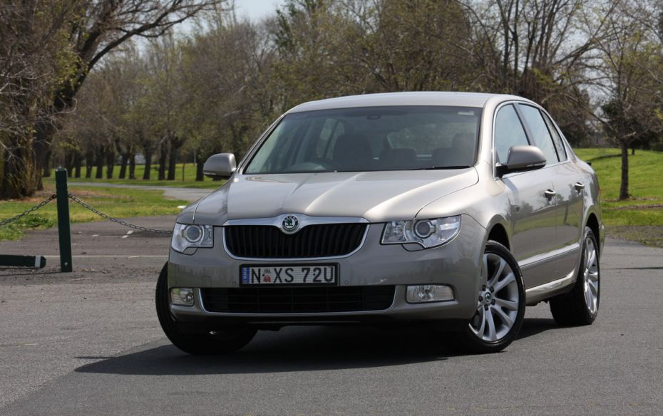 Skoda Superb 1.8 2009 photo - 6
