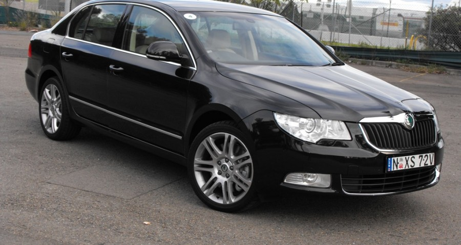 Skoda Superb 1.8 2009 photo - 8