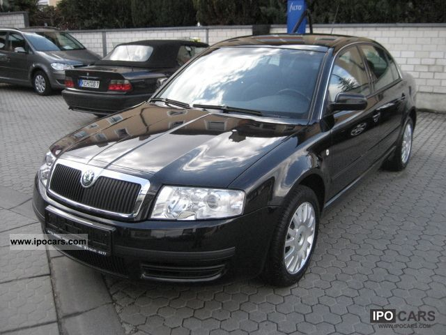Skoda Superb 1.9 2000 photo - 4
