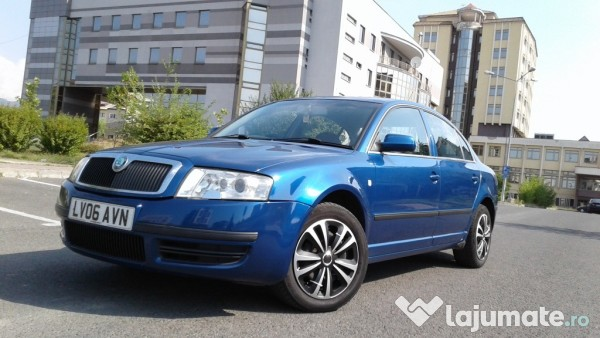 Skoda Superb 1.9 2000 photo - 6