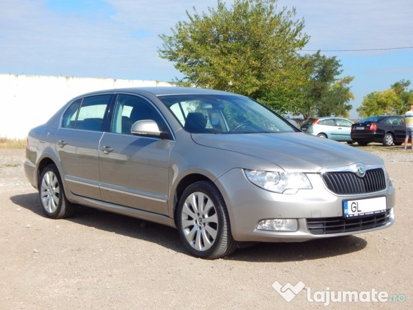 Skoda Superb 1.9 2000 photo - 8