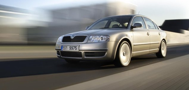 Skoda Superb 1.9 2004 photo - 6