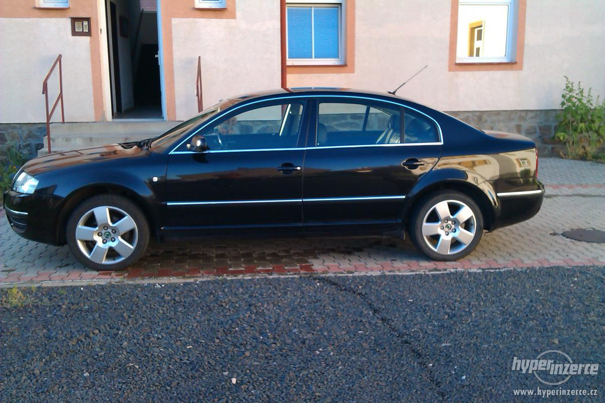 Skoda Superb 1.9 2004 photo - 8