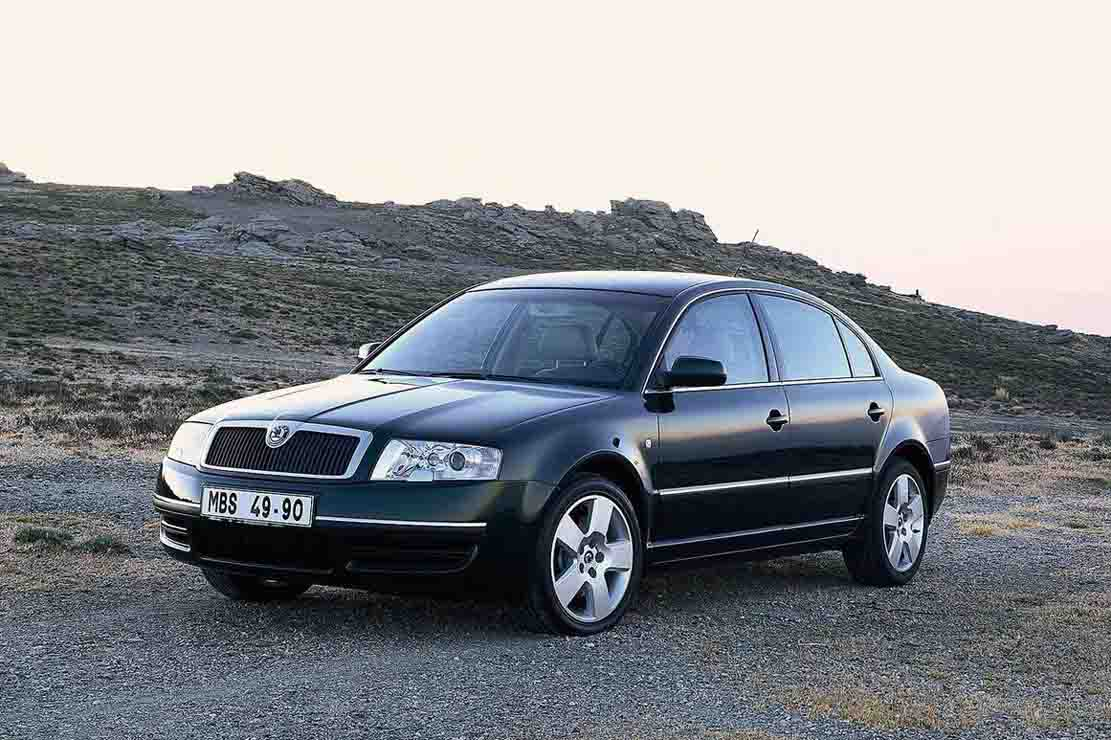 Skoda Superb 2.5 2006 photo - 1