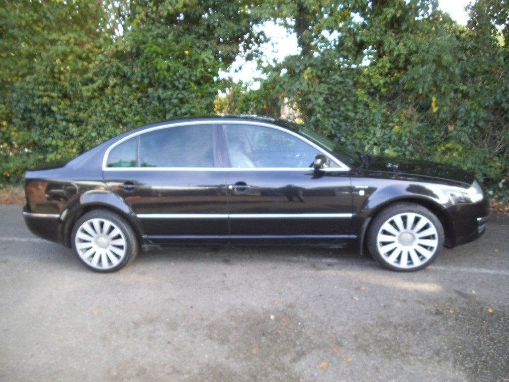 Skoda Superb 2.5 2006 photo - 10