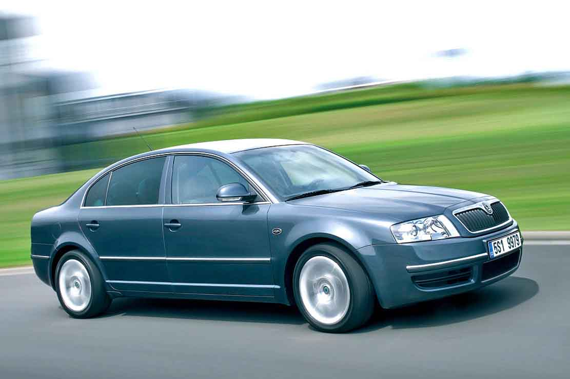 Skoda Superb 2.5 2006 photo - 12