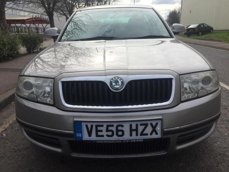 Skoda Superb 2.5 2006 photo - 2