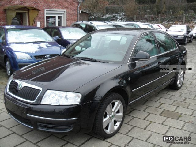 Skoda Superb 2.5 2006 photo - 6