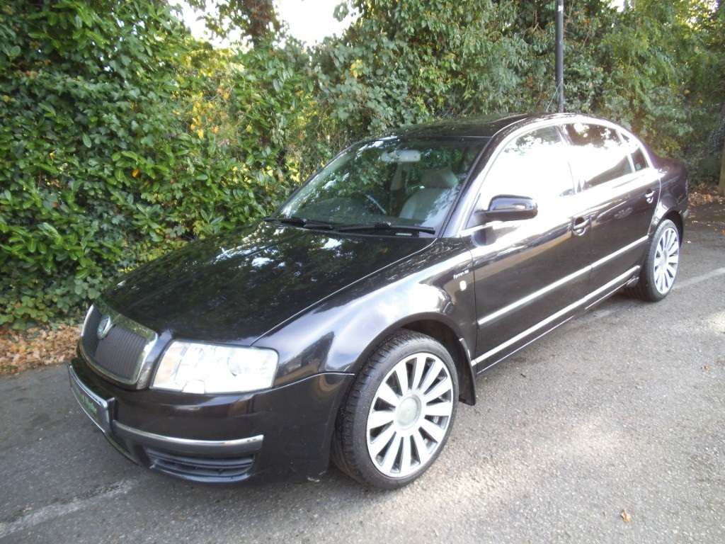 Skoda Superb 2.5 2006 photo - 7