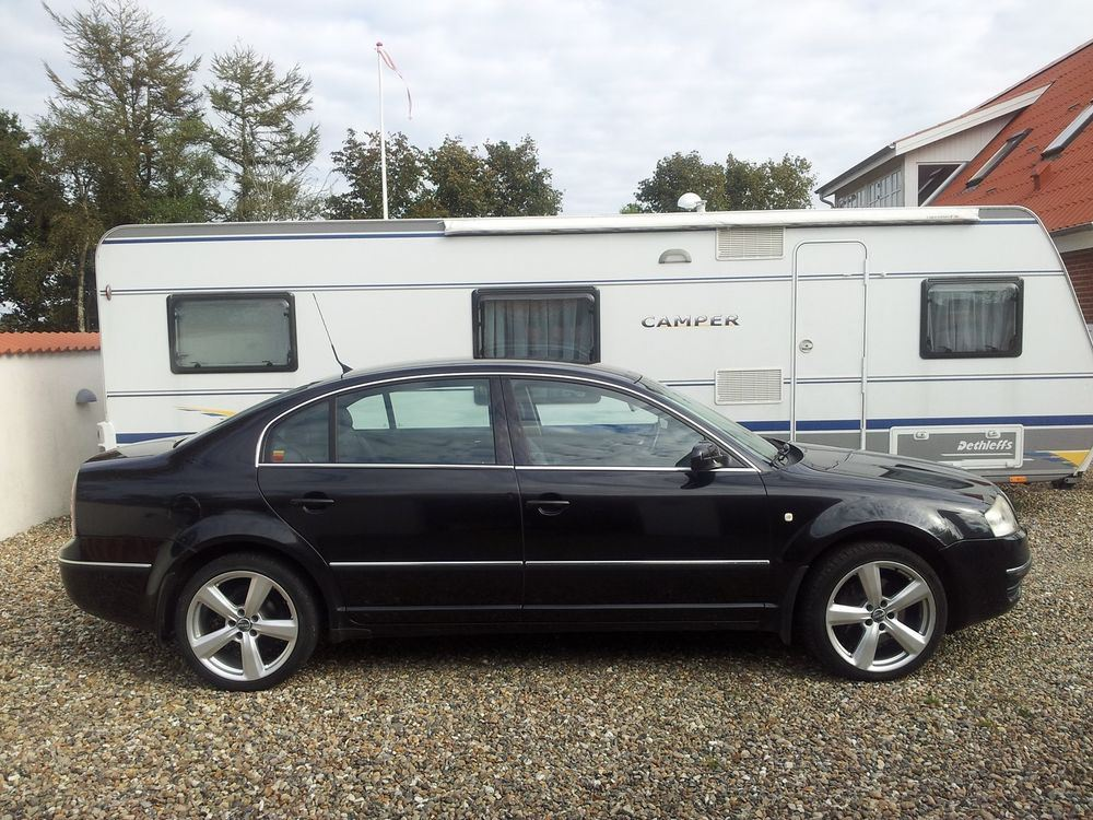 Skoda Superb 2.8 1994 photo - 1