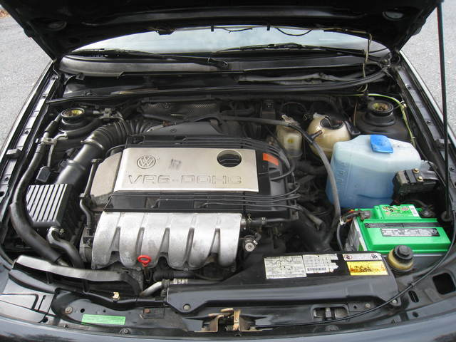 Skoda Superb 2.8 1994 photo - 8
