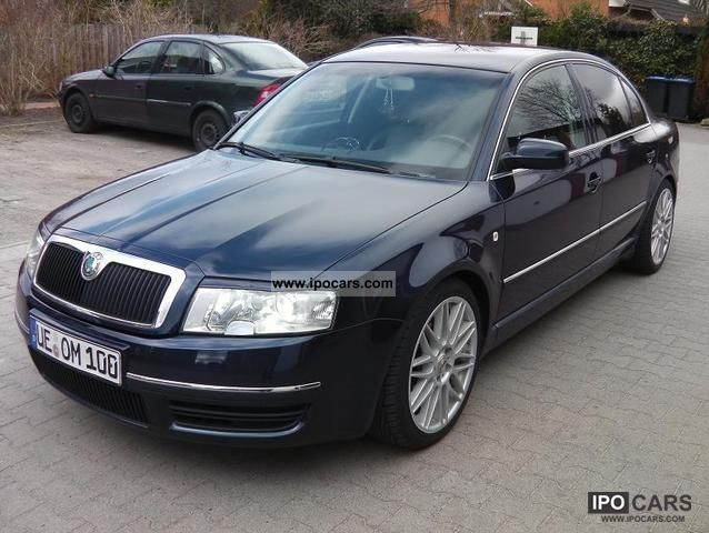 Skoda Superb 2.8 2007 photo - 1