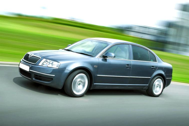 Skoda Superb 2.8 2007 photo - 5