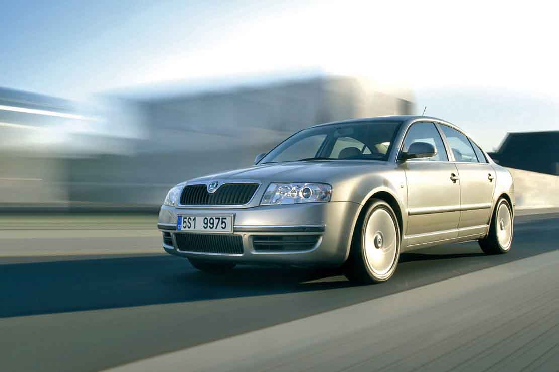 Skoda Superb 2.8 2007 photo - 7