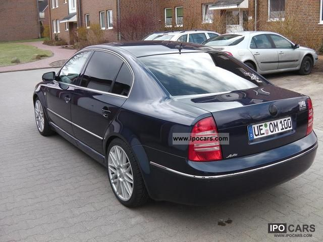 Skoda Superb 2.8 2007 photo - 9