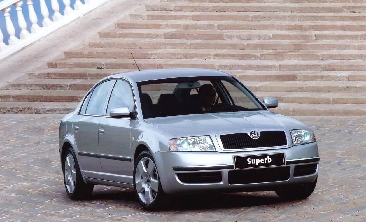 Skoda Superb 2.8 2008 photo - 1
