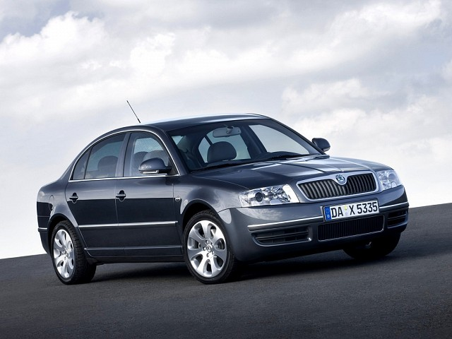 Skoda Superb 2.8 2008 photo - 10