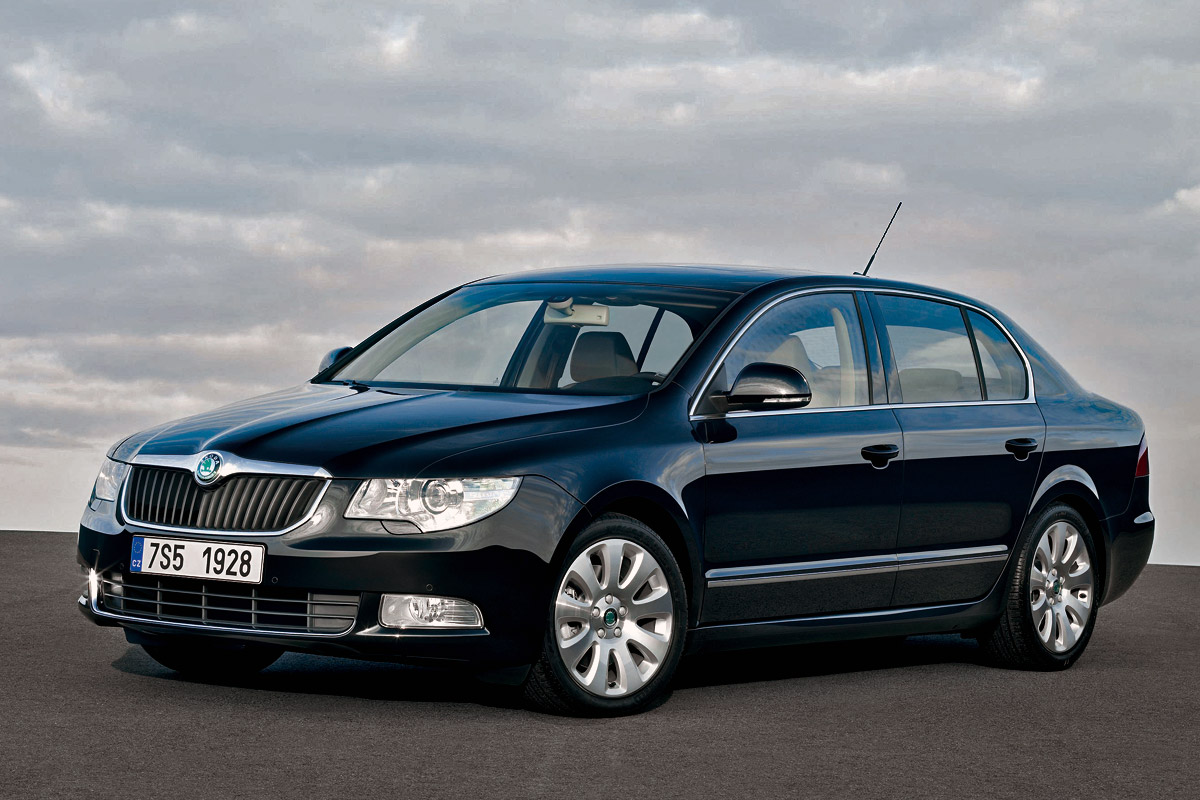 Skoda Superb 2.8 2008 photo - 11
