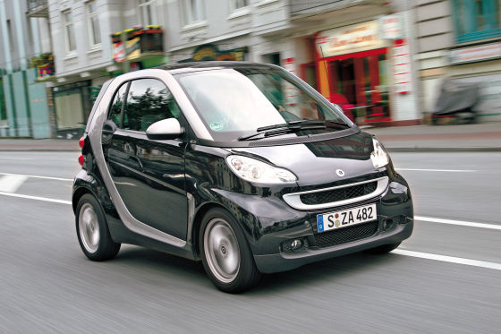 Smart Fortwo 0.6 1999 photo - 10