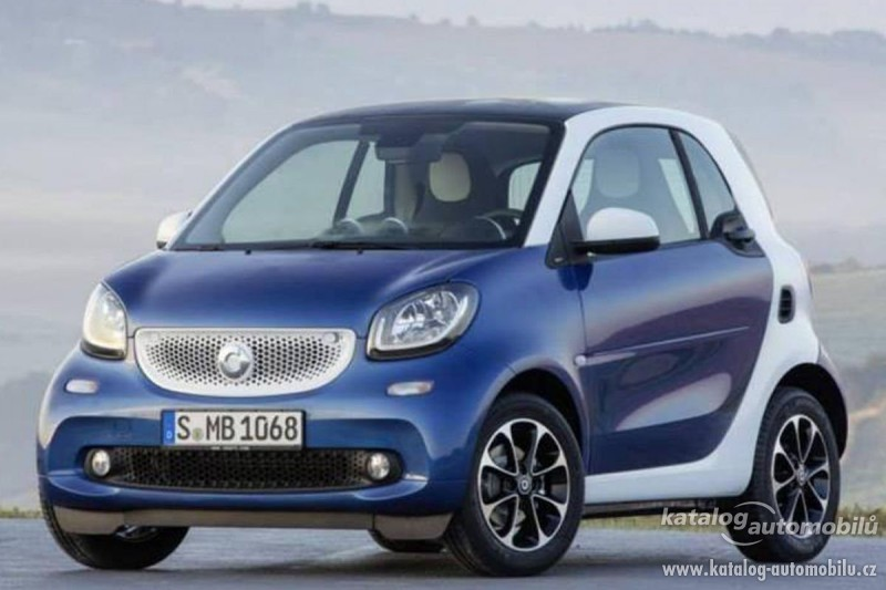 Smart Fortwo 0.6 2001 photo - 3
