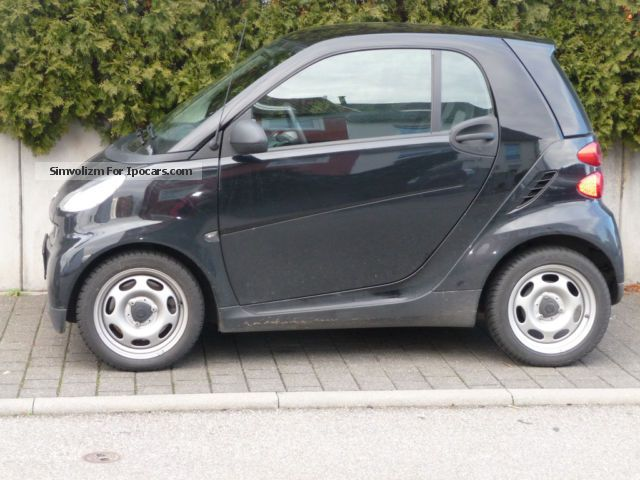 Smart Fortwo 0.6 2001 photo - 8