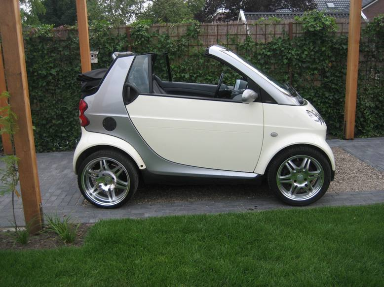 Smart Fortwo 0.6 2002 photo - 2