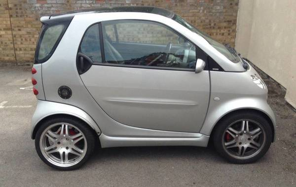 Smart Fortwo 0.6 2002 photo - 4