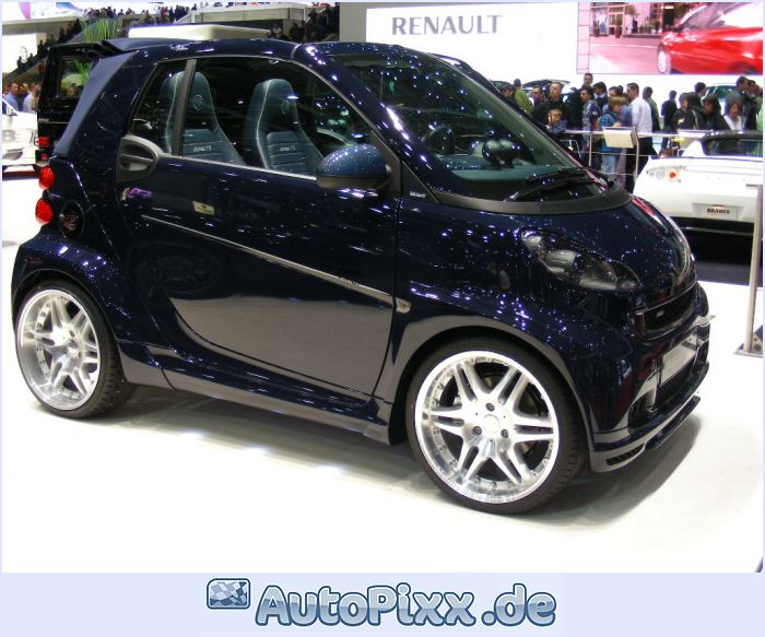 Smart Fortwo 0.6 2002 photo - 9