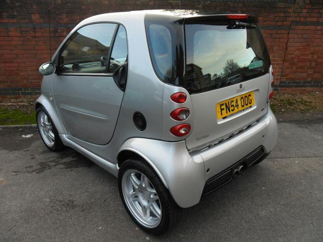 Smart Fortwo 0.7 2004 photo - 1