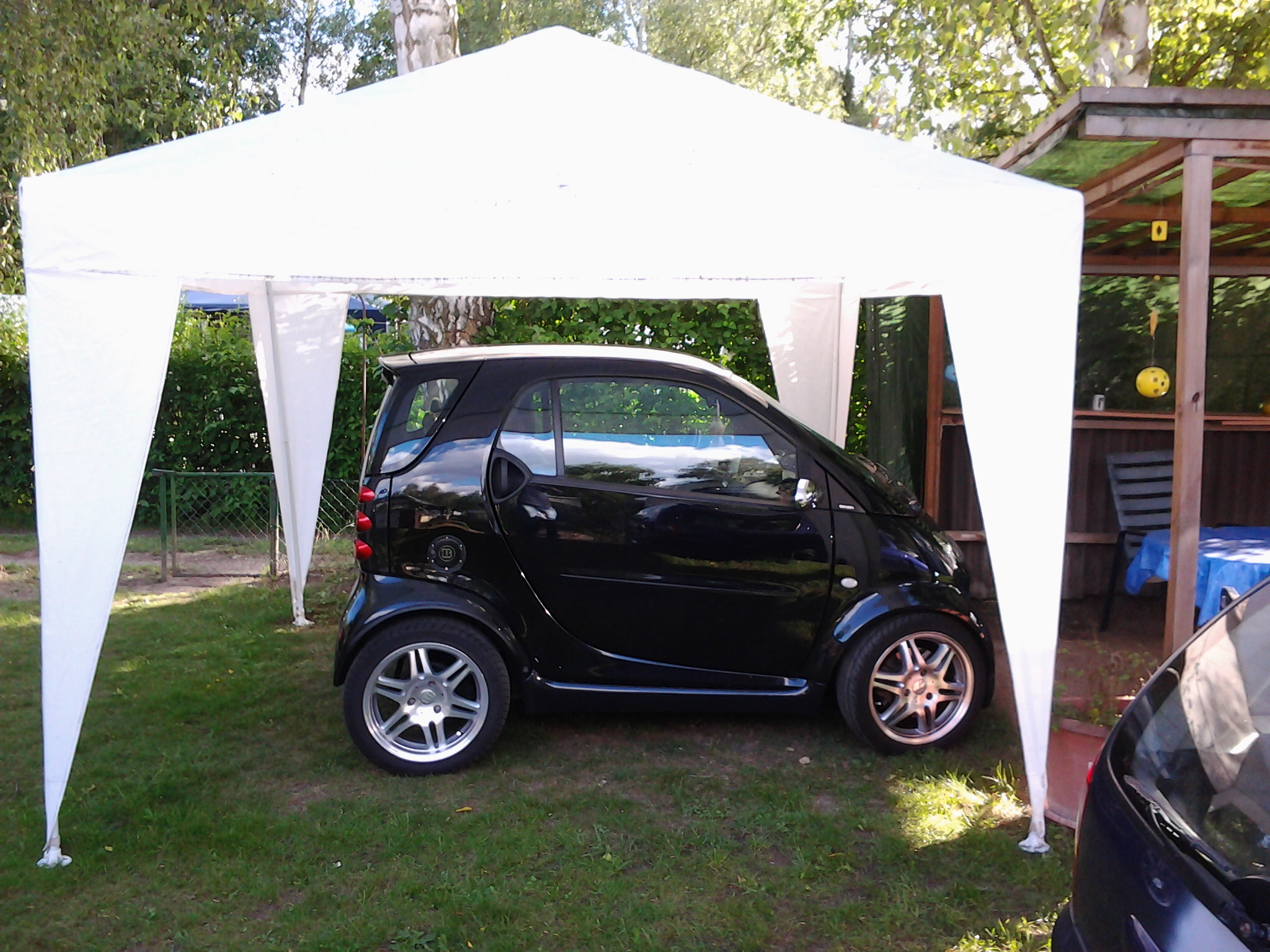 Smart Fortwo 0.7 2004 photo - 11