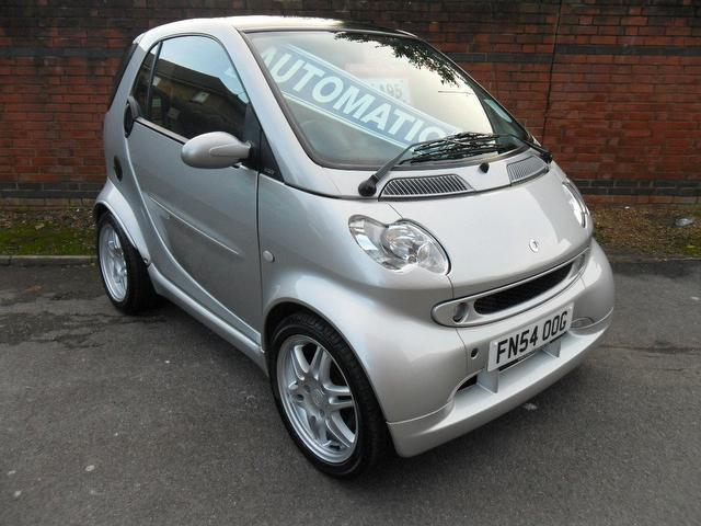 Smart Fortwo 0.7 2004 photo - 2