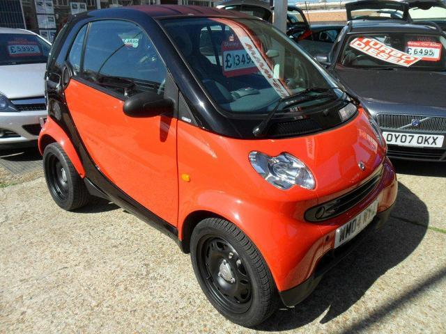 Smart Fortwo 0.7 2004 photo - 4
