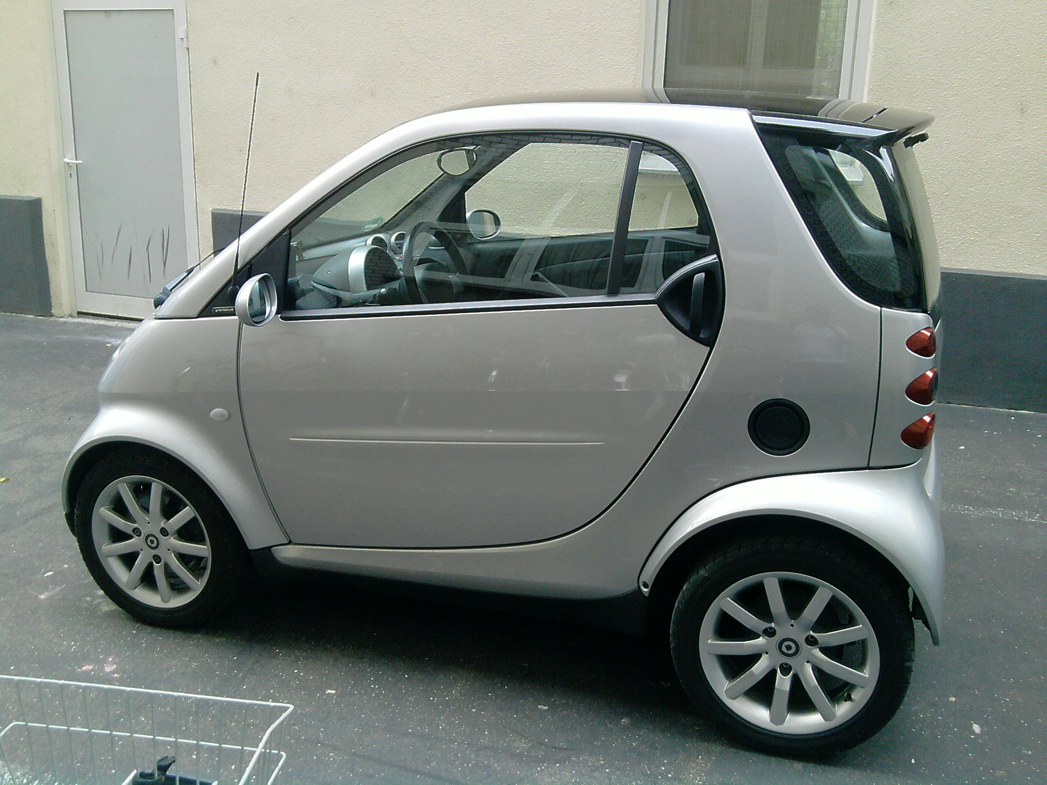 Smart Fortwo 0.7 2006 photo - 1