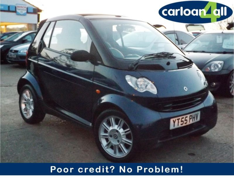 Smart Fortwo 0.7 2006 photo - 11
