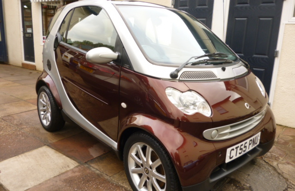 Smart Fortwo 0.7 2006 photo - 3
