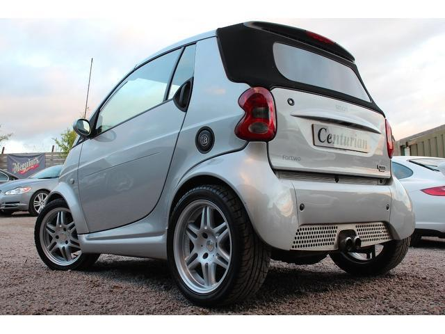 Smart Fortwo 0.7 2006 photo - 4